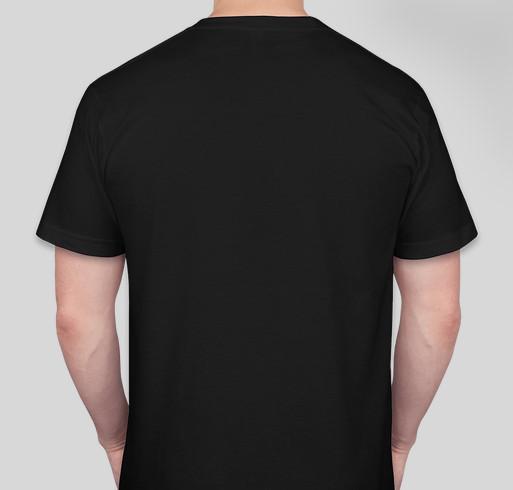 Team for Kids-Judith Supine Running Shirt for Charity! Fundraiser - unisex shirt design - back