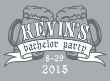 Kevin's Bachelor Party