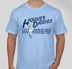 Hoosier Daddys Basketball