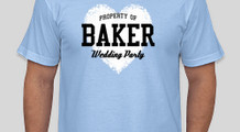 Baker Wedding Party