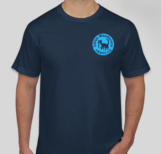Javier, Seth, Willy, Clara, Jennie, LaCroix, Nova, Lucky, and many more. Fundraiser - unisex shirt design - front
