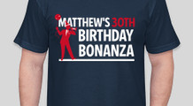 Matthew's Birthday Bonanza