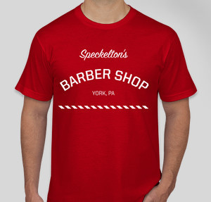Speckelton's Barber Shop