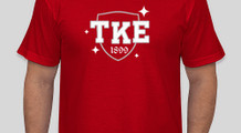 Tau Kappa Epsilon Shield