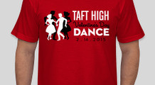 Taft High Dance