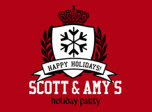 Scott & Amy's Holiday Party