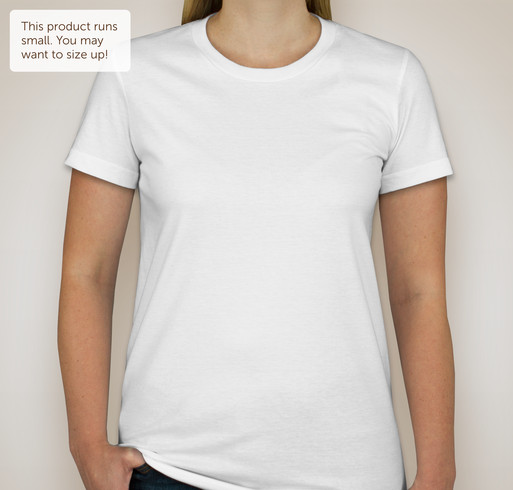 Canada - American Apparel Juniors Jersey T-shirt - White