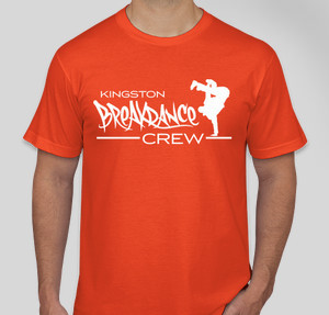 Breakdance Crew