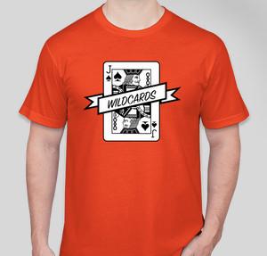 Custom poker shirts