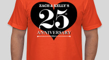 Zach & Kelly's 25th