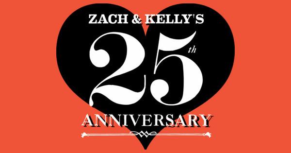 Zach & Kelly's 25th