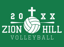 Zion Hill Volleyball