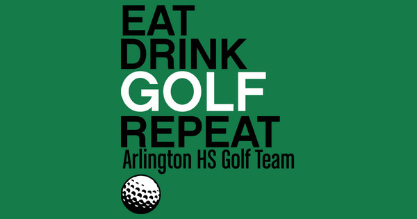 Eat Drink Golf Repeat