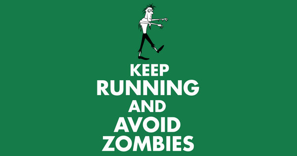 Avoid Zombies