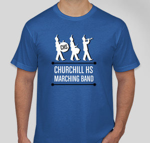 Churchill Marching Band