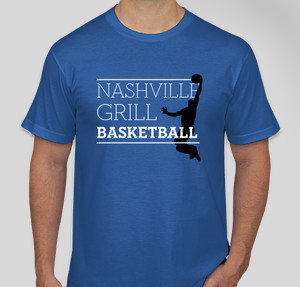Nashville Grill Basketball