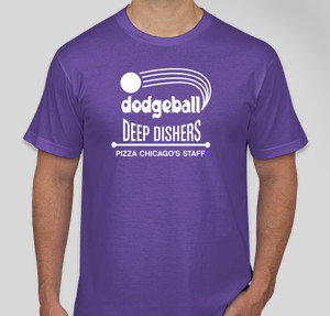 Dodgeball Deep Dishers