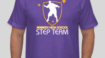 Kennedy Step Team