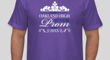 Oakland High Senior Prom