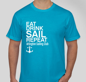 Eat Drink Sail Repeat