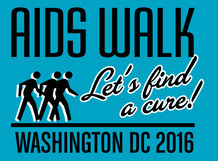 DC Aids Walk