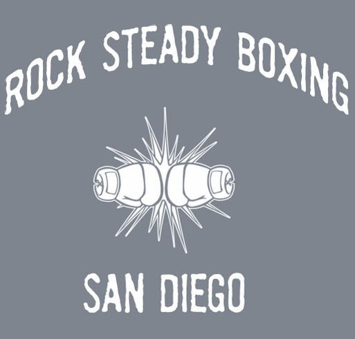 Rock steady boxing san diego booster fundraiser for Raised ink san diego