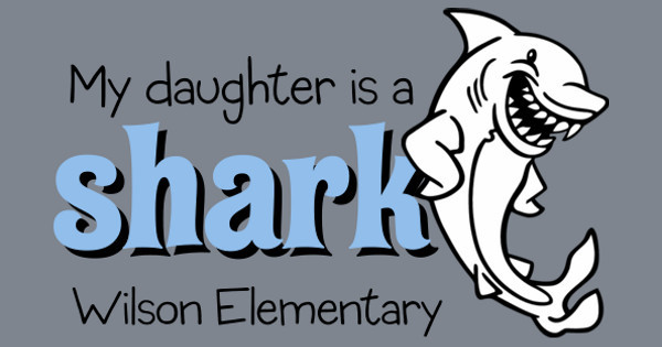 My Daughter is a Shark