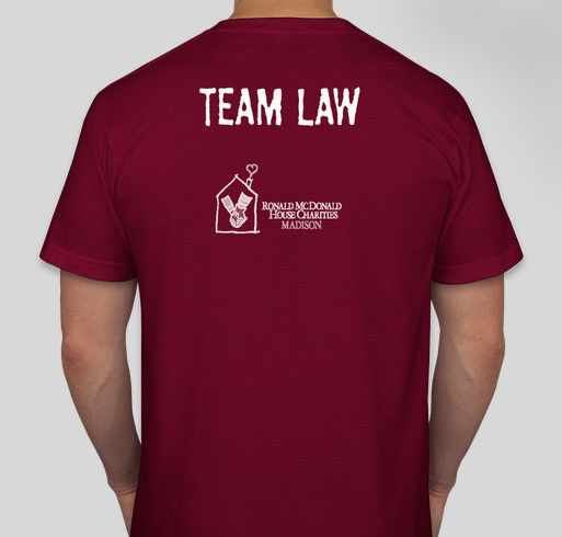 Dean 39 s cup 2015 university of wisconsin law school custom for T shirt printing madison wi