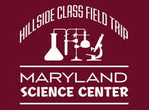 Maryland Science Center Field Trip