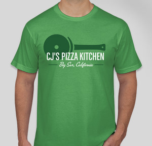 CJ's Pizza Kitchen