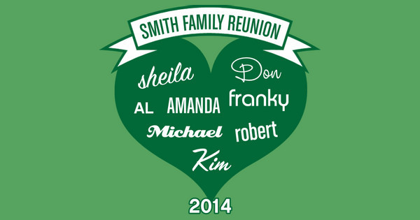 Smith Family Reunion