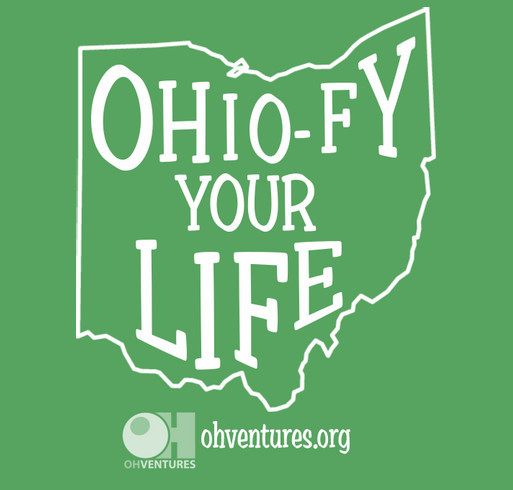 Ohio-fy Your Life! shirt design - zoomed