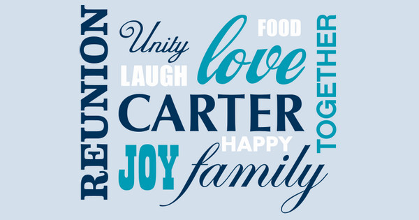 Carter Family Reunion