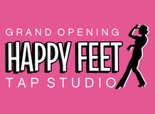 Happy Feet Tap Studio
