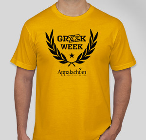 Greek Week App State