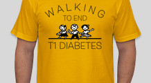 Walking to End Diabetes
