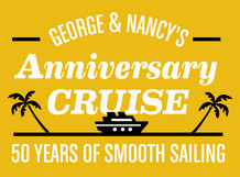 Wedding Anniversary Cruise