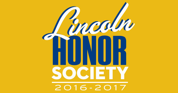 Lincoln Honor Society