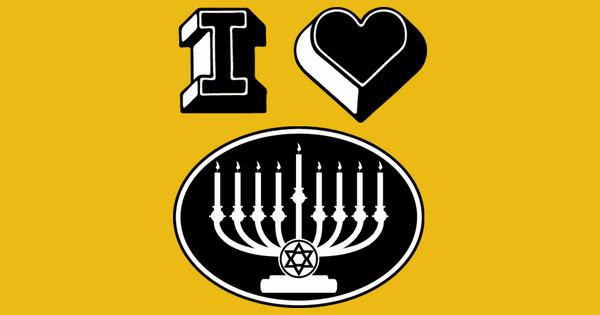 I Heart Hanukkah