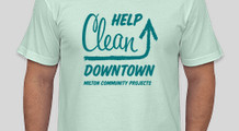 Help Clean Downtown