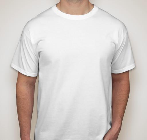 Jerzees Lightweight 100% Cotton T-shirt - White
