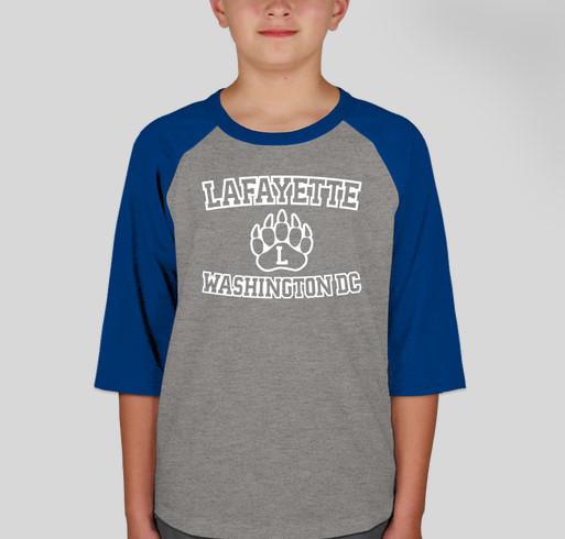 Sport-Tek Youth Raglan T-shirt