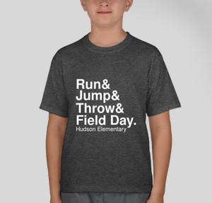 Run Jump Throw Field Day