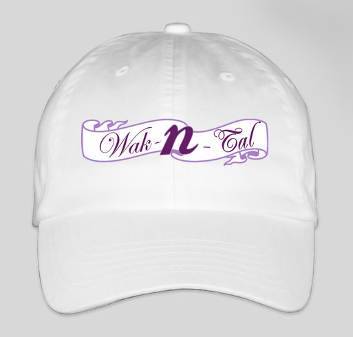 Wak-n-Tal- Female Empowerment Through What You Wear! Fundraiser - unisex shirt design - front
