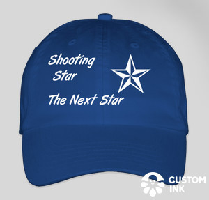 Shooting Star Front