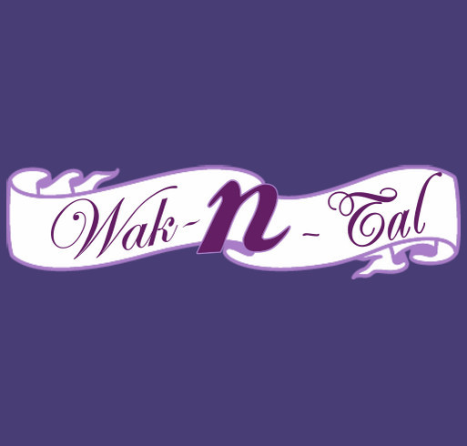 Wak-n-Tal- Female Empowerment Through What You Wear! shirt design - zoomed