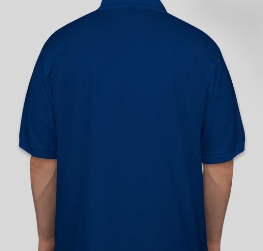 2019-2020 Schola Rosa Polos Fundraiser - unisex shirt design - back