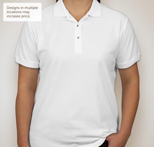 Port Authority Ladies Silk Touch Polo - White
