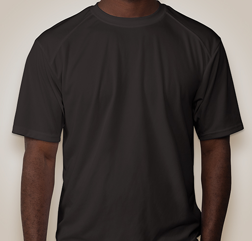 Badger B-Dry Performance Shirt - Black
