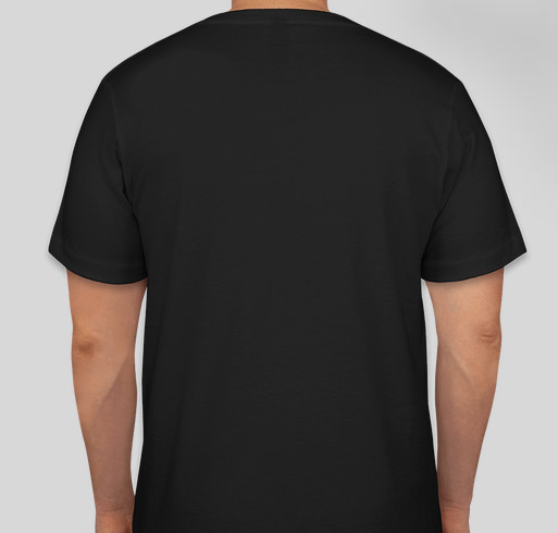 Dance Performance Tour in Armenia 2015 Fundraiser - unisex shirt design - back